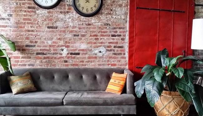 Brooklyn Loft interior