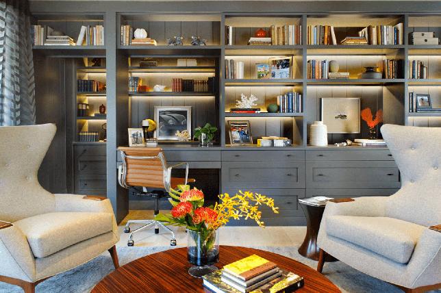 cozy office decor trends