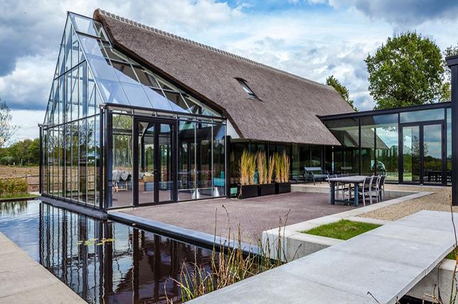 modern roof types