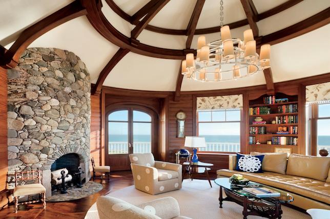 rustic decor interior