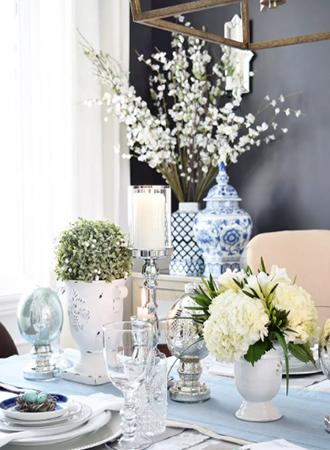 Modern spring party decor tips