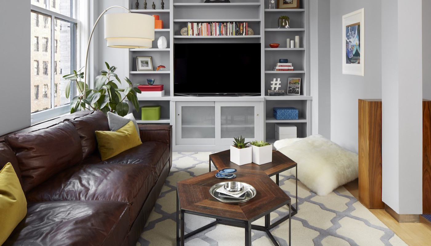 Built-in television