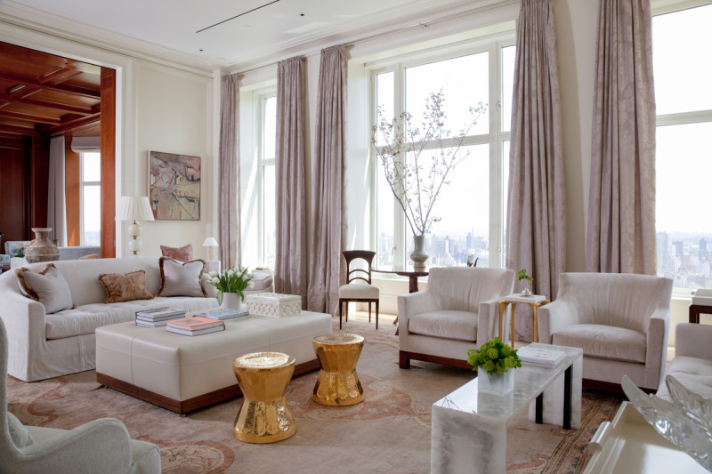 Top Boston interior designer Gauthier Stacy