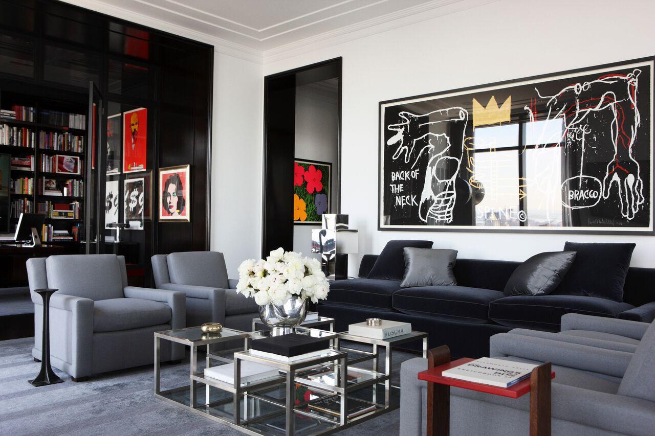 Top NYC interior designers highlight Cunningham
