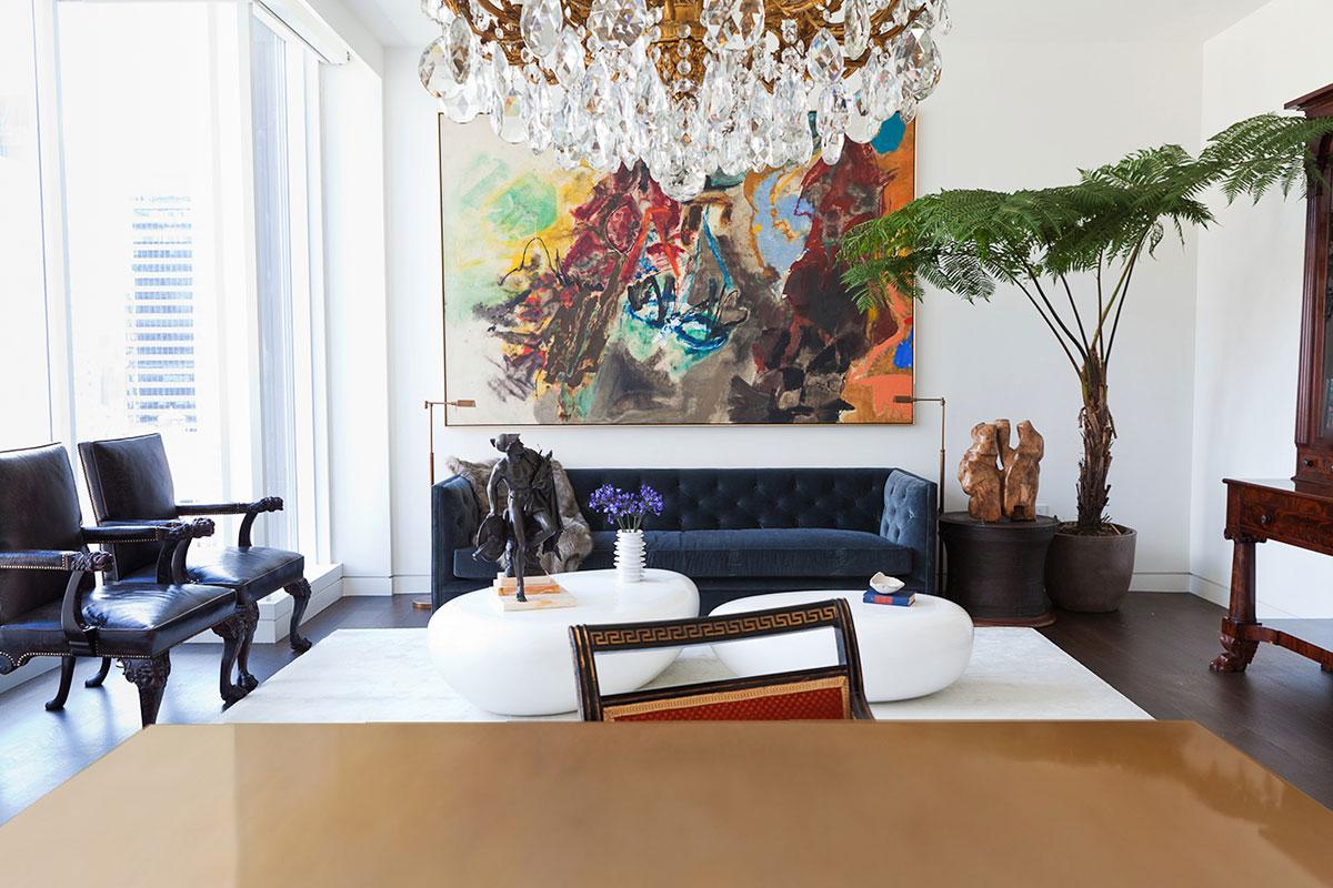 Top NYC interior designer Drake Anderson