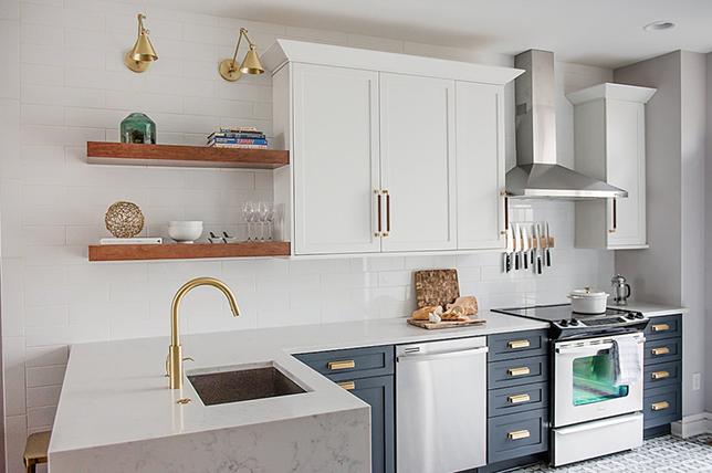 modern interior designer from Charlotte NC