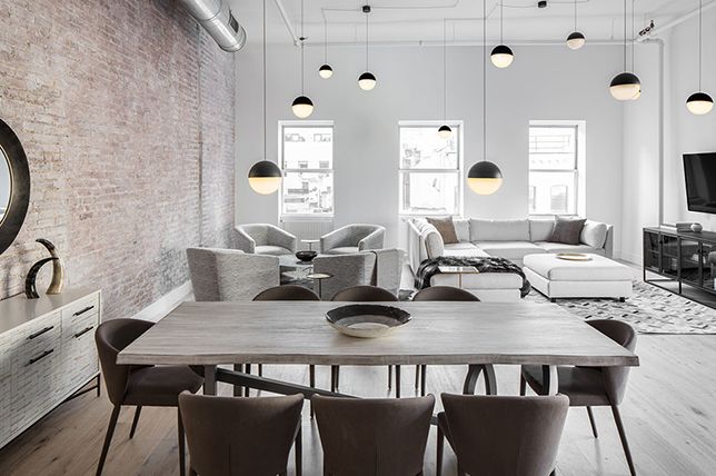 Decor Aid interior designer Toronto Loft