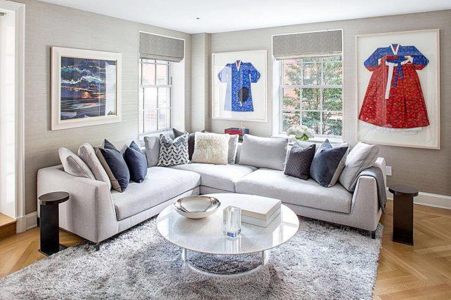 best living room wall decor ideas