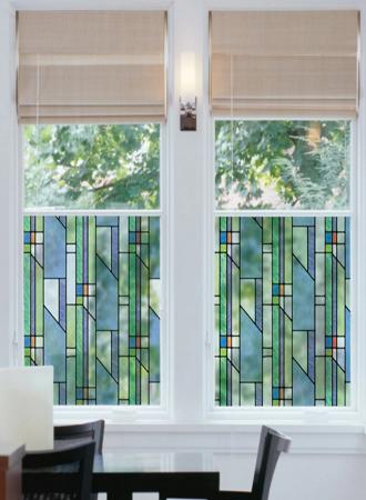 Sticker window treatment ideas 2019