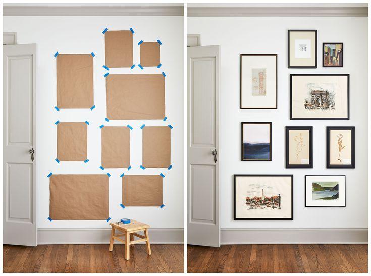 Art Gallery Wall Decor Tips
