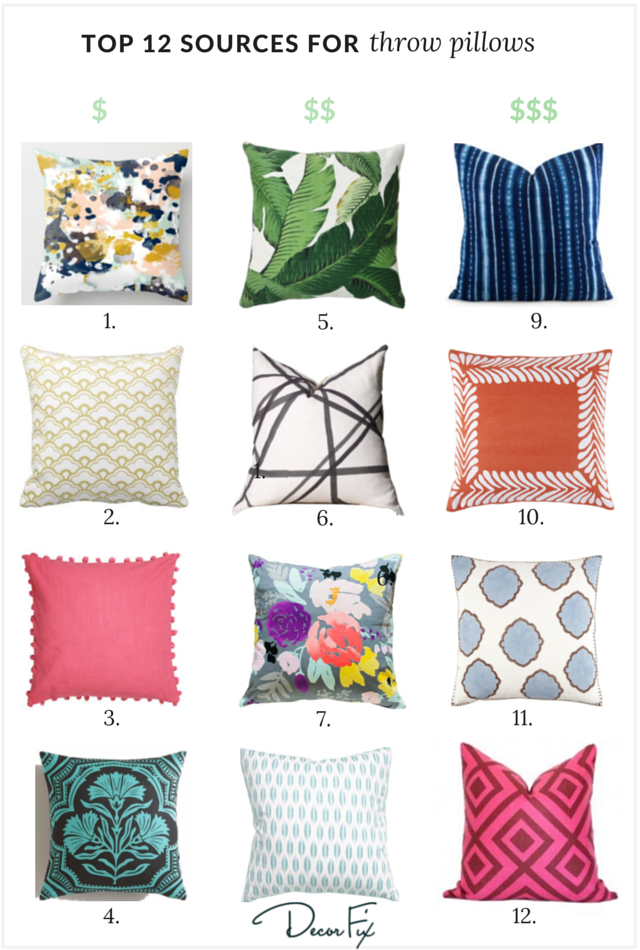 Best Decorative Pillows