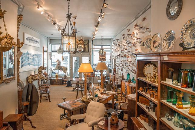 Best New York City Vintage Furniture Stores
