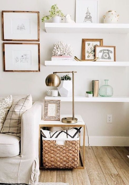 Blank Wall Designing Tips