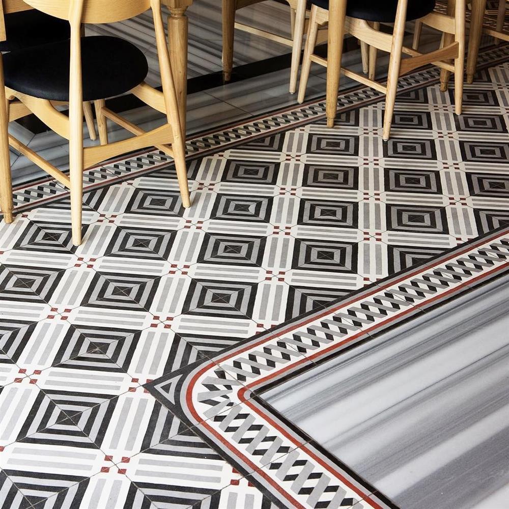 Cement Encaustic Tiles