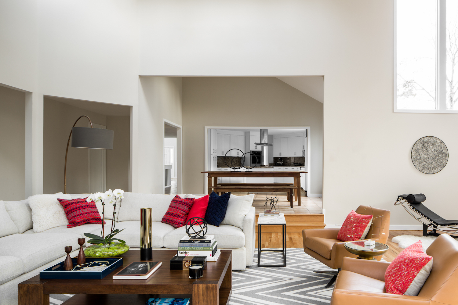 Connecticut Family Home Redesign