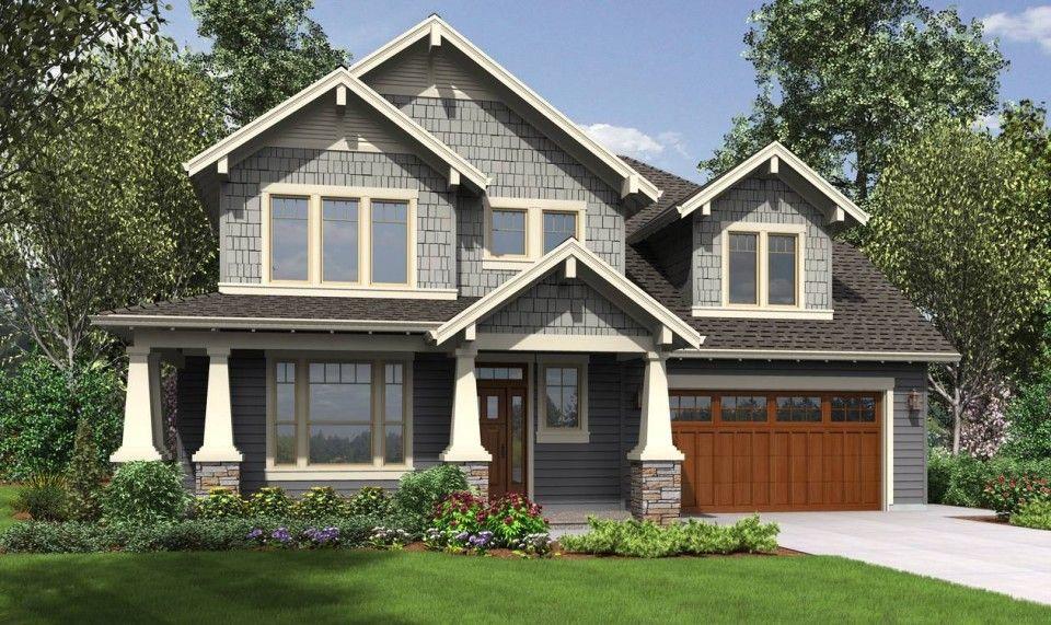 Craftsman House Design Ideas