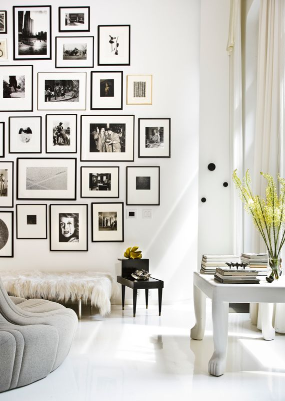 Curate Art For Home