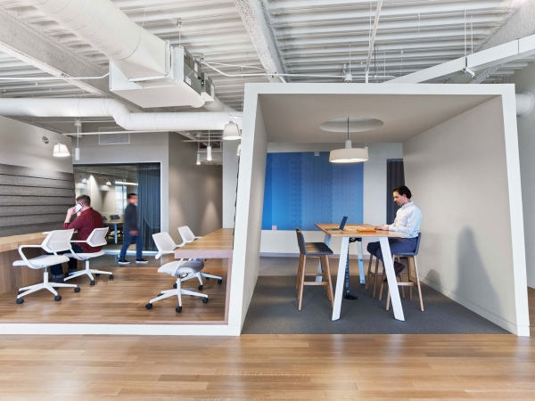 Design Productive Office Space