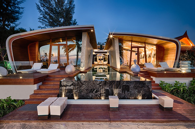 Design Vacation Home