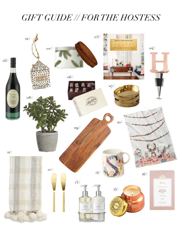 Favorite Hostess Gift Ideas