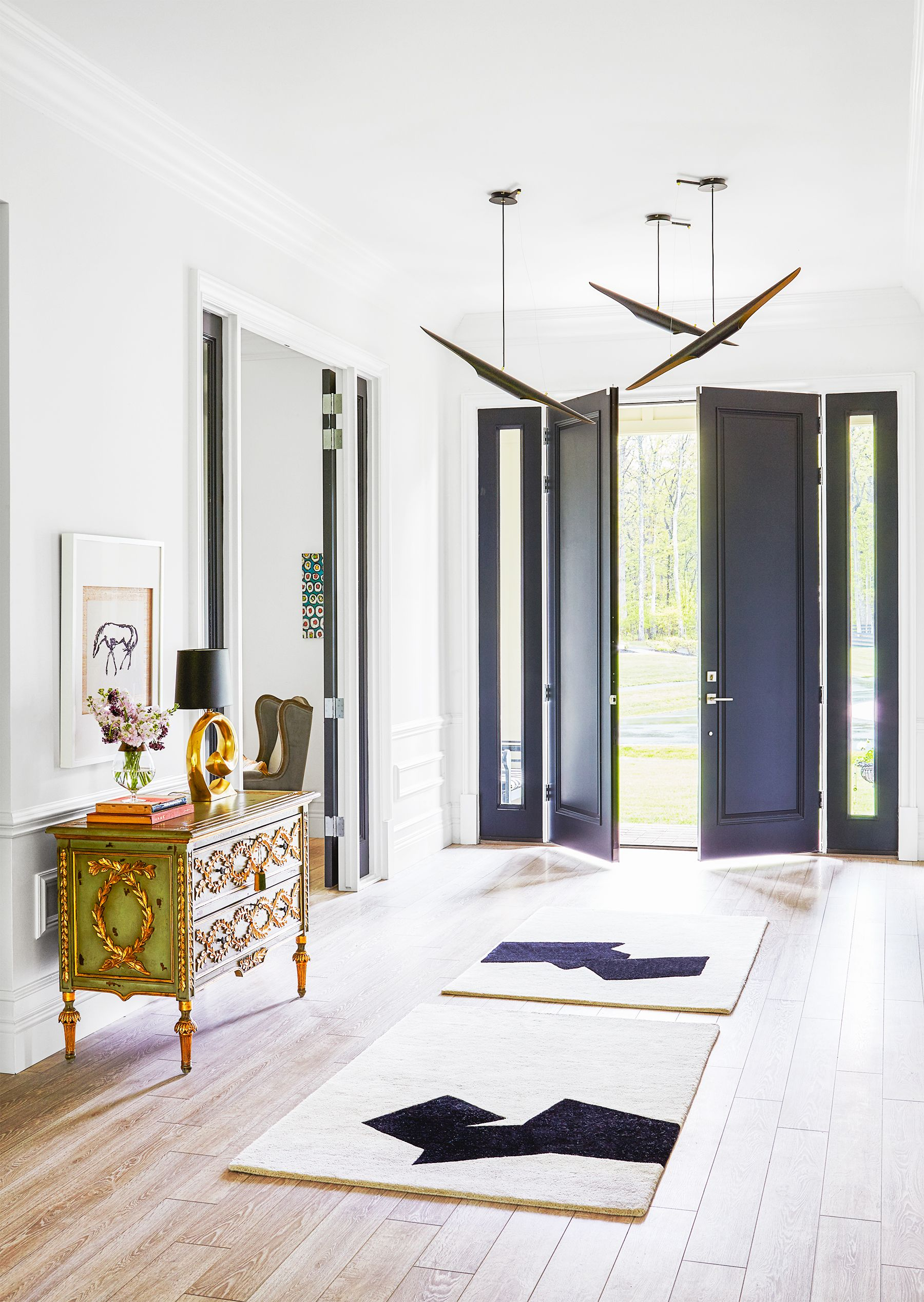 Foyer Ideas