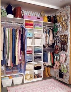 Get The Most Of Small Closet