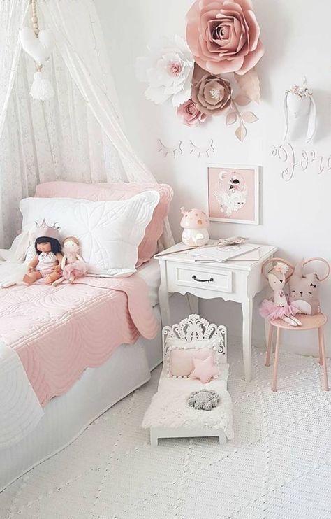 Girls Room Decor Trends