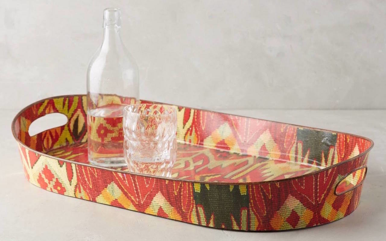 Gorgeous Trays For Outdoors