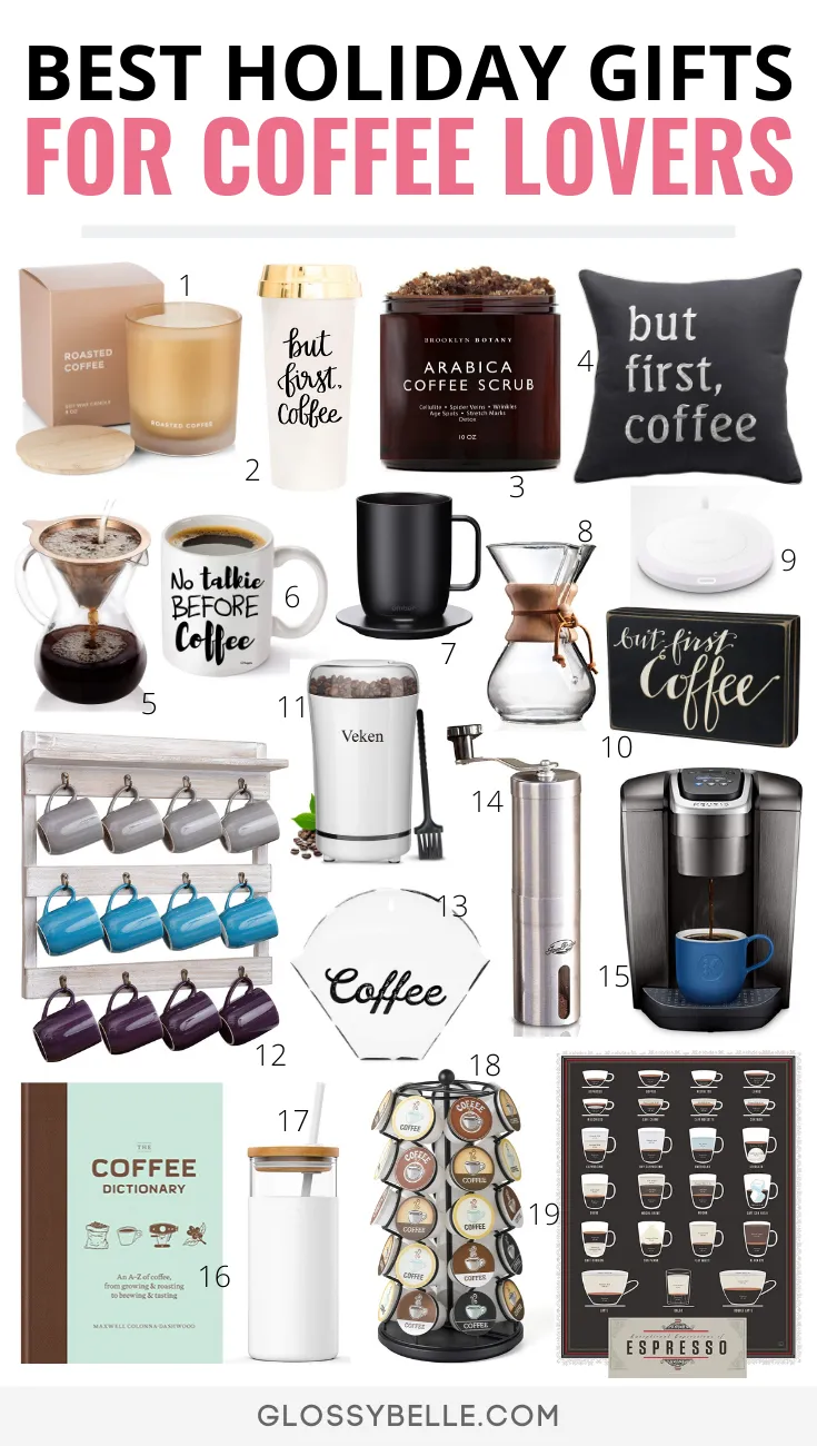 Holiday Coffee Lover Gifts