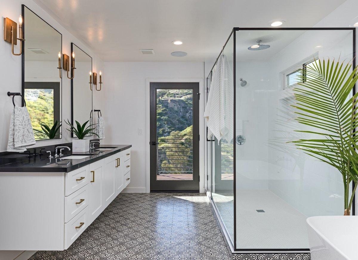 Home Spa Bathroom