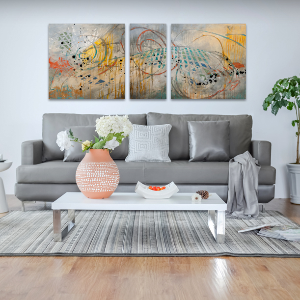 How To Bring Art Into The Home