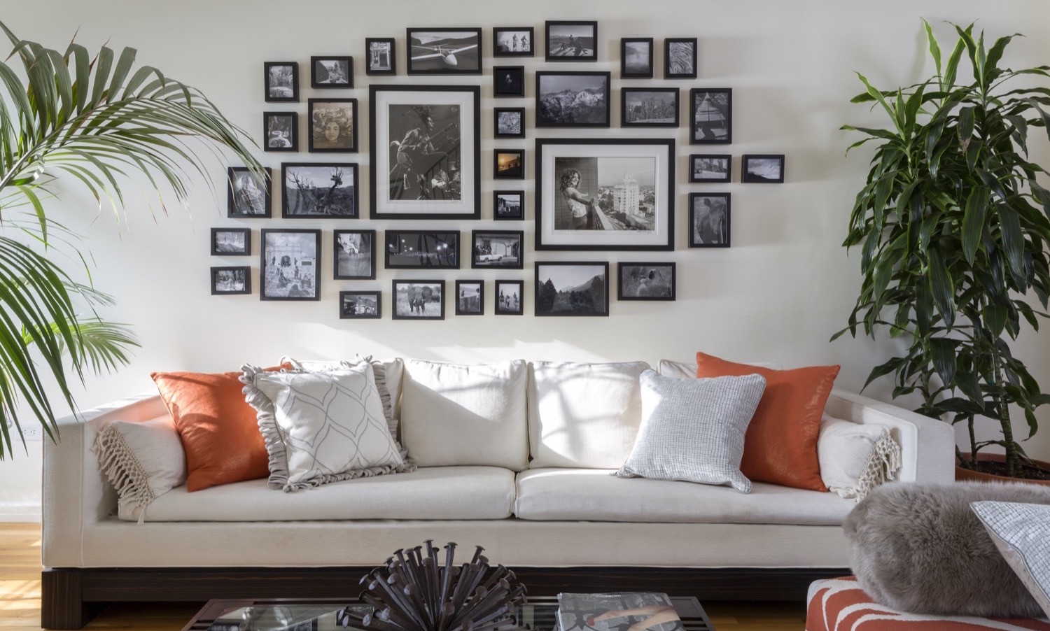 How To Clean Gallery Wall
