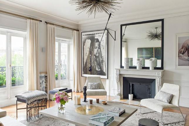 Inspiring French Chic Interior Decorating Tips