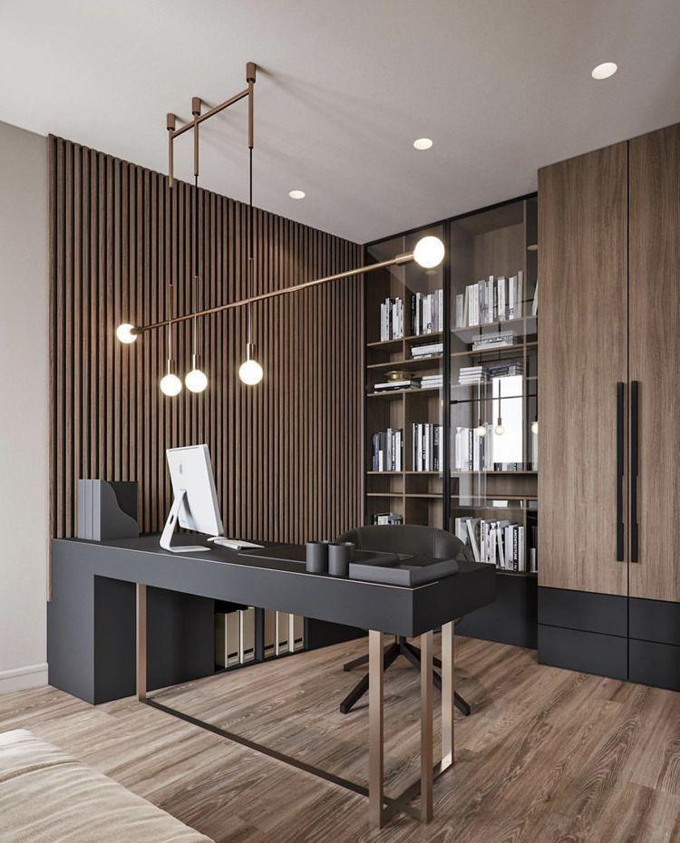 Inspiring Modern Office Design
