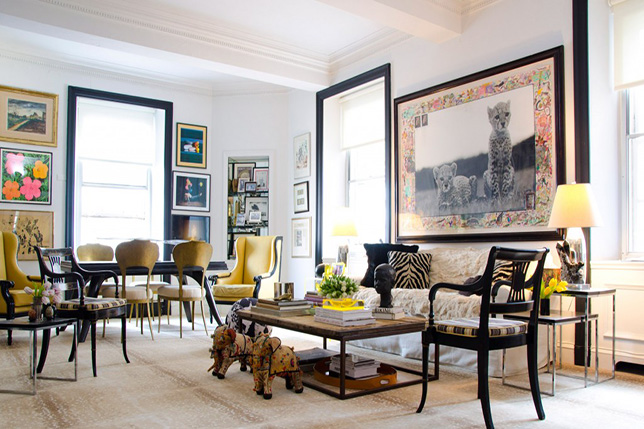 Interior Design Styleeclectic Style