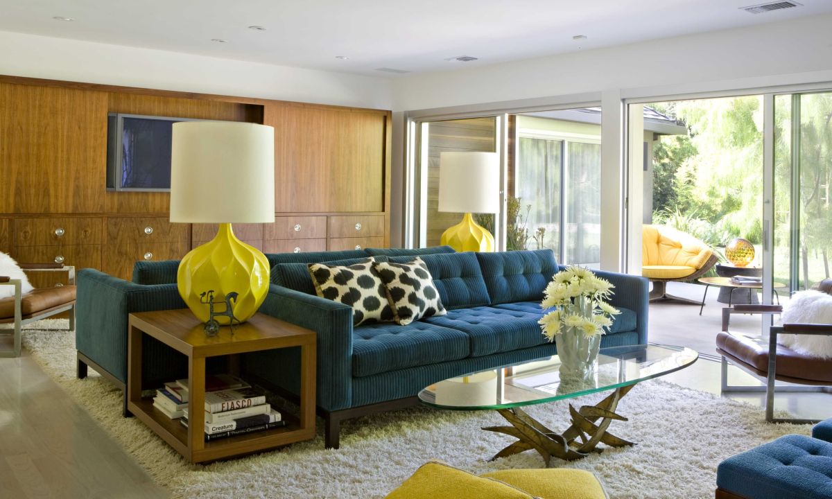 Interior Design Stylemid Century Modern Interior Design