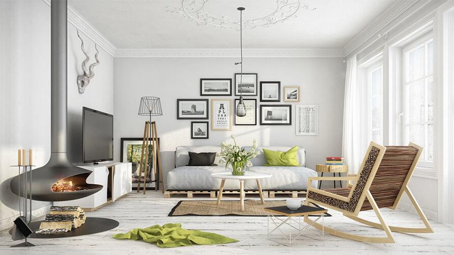 Interior Design Stylescandinavian Style