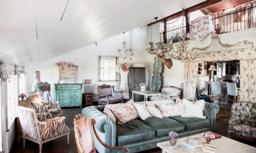 Interior Design Styleshabby Chic Decor
