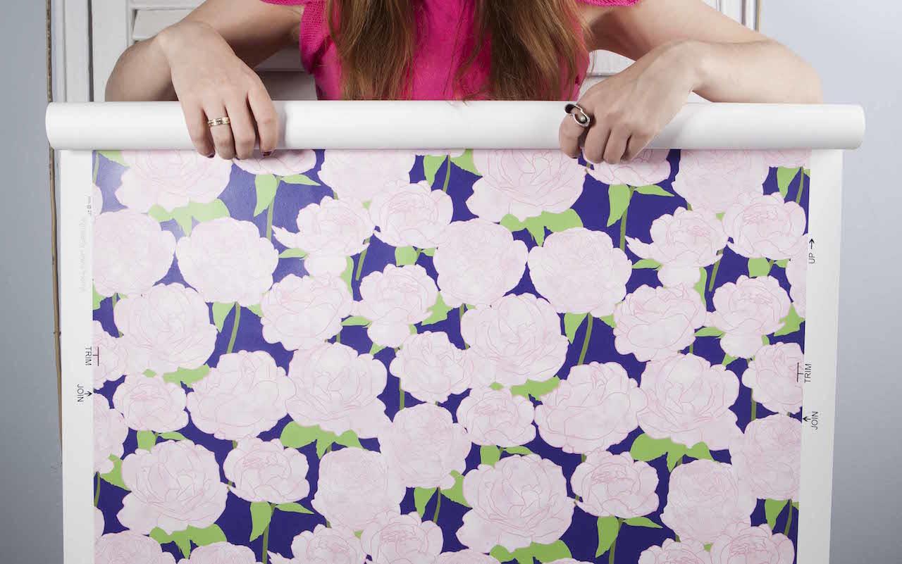 Interview With Wallpaper Designer