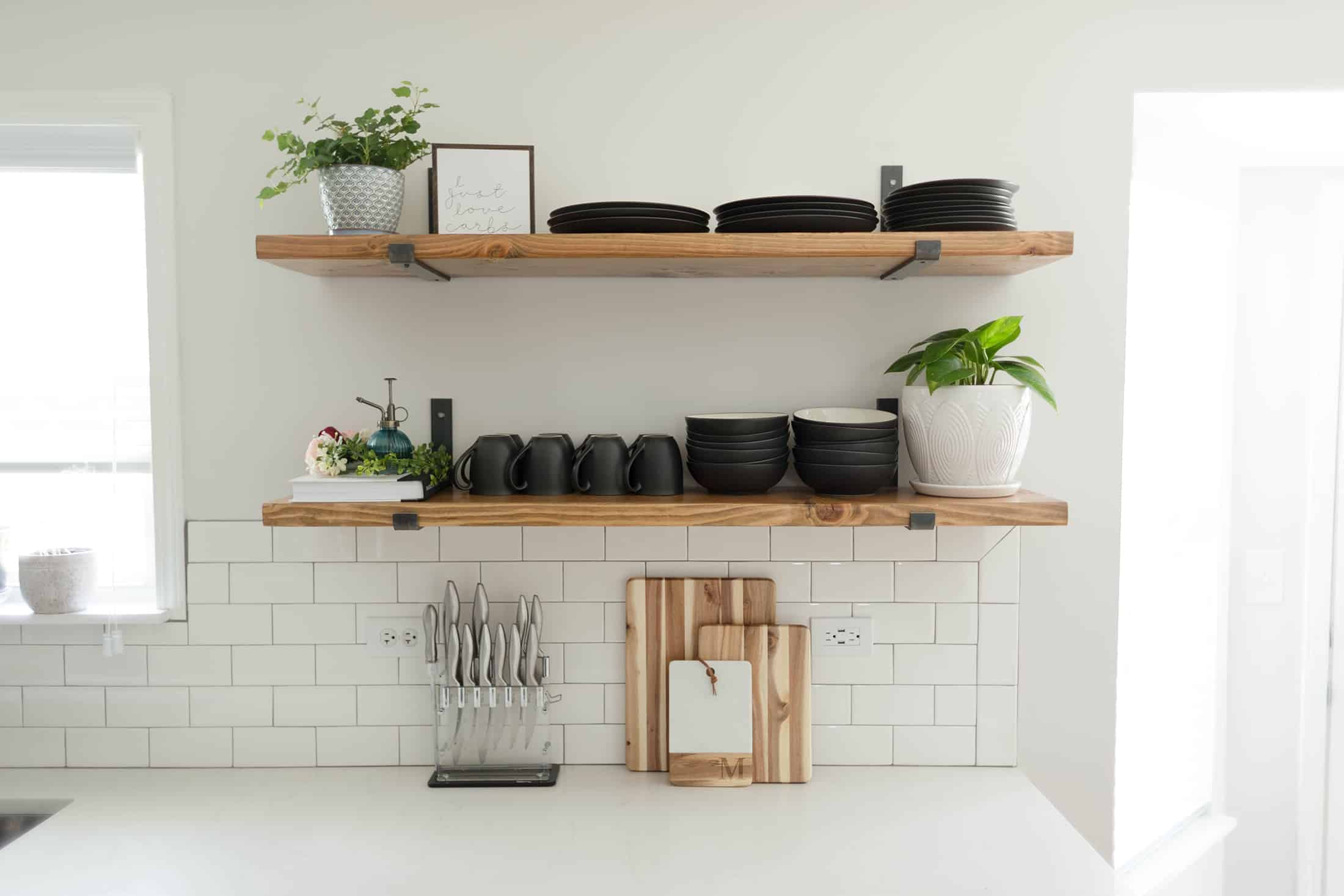 Kitchen Shelve Ideas