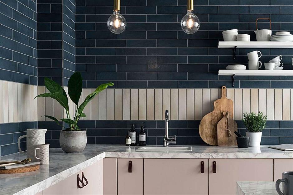 Kitchen Tiles Design