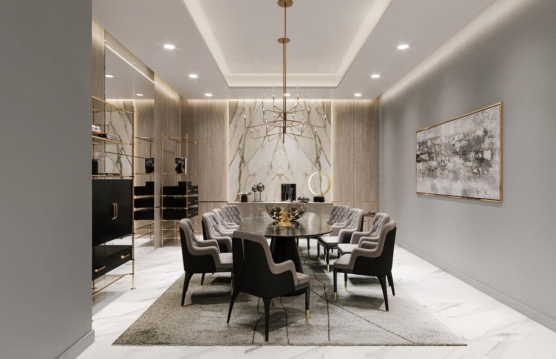 Luxury Condo Interior Design