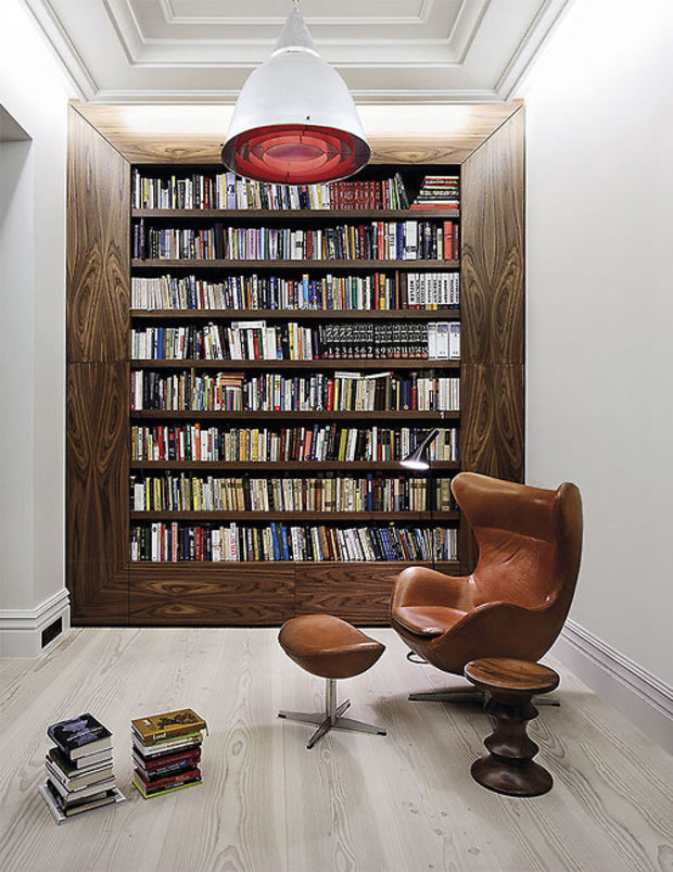 Make A Reading Space Home