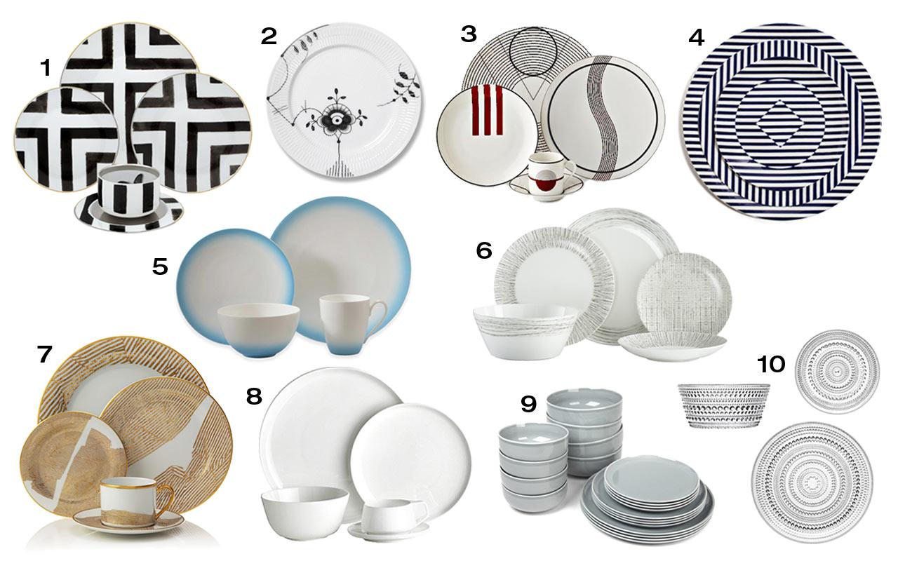 Modern China Dinnerware