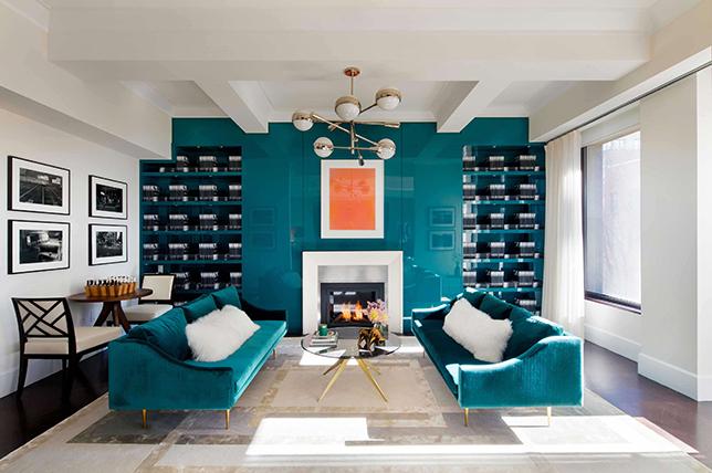 Monochromatic Room Design