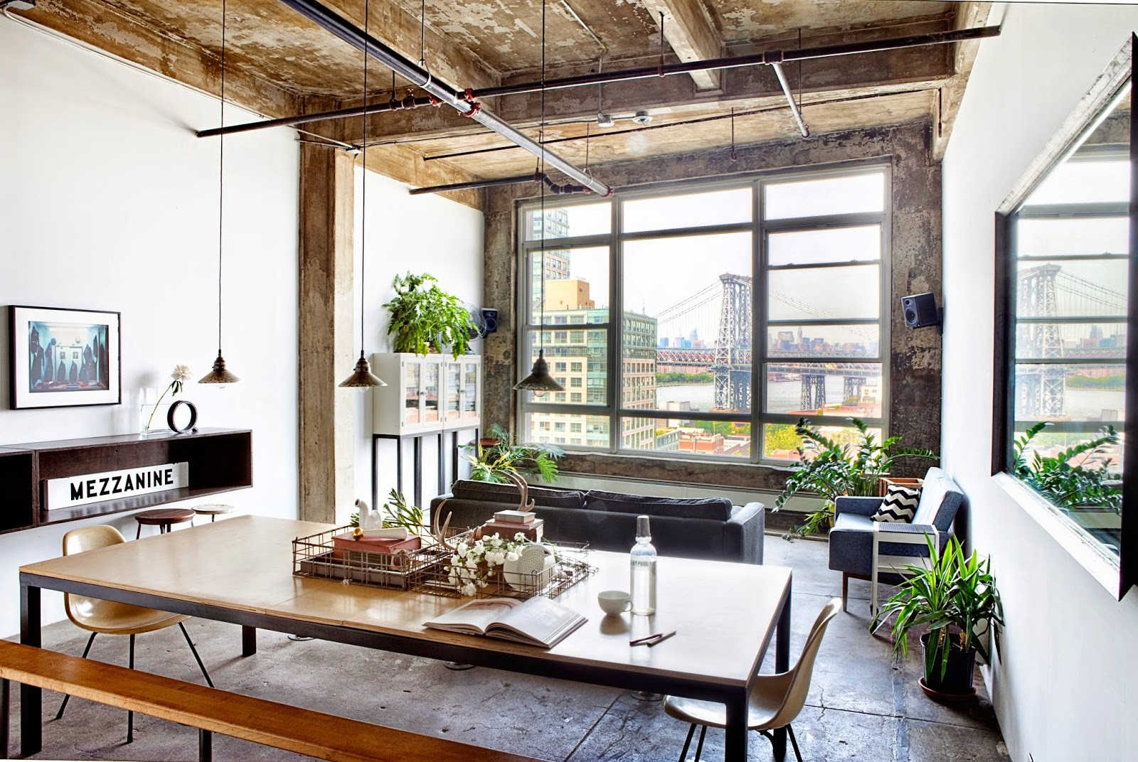 Natural Elements To Your Urban Abode