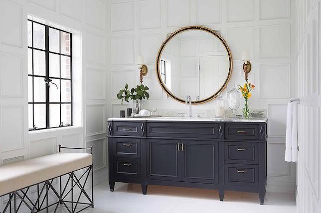 On Trend Bathroom Mirrors