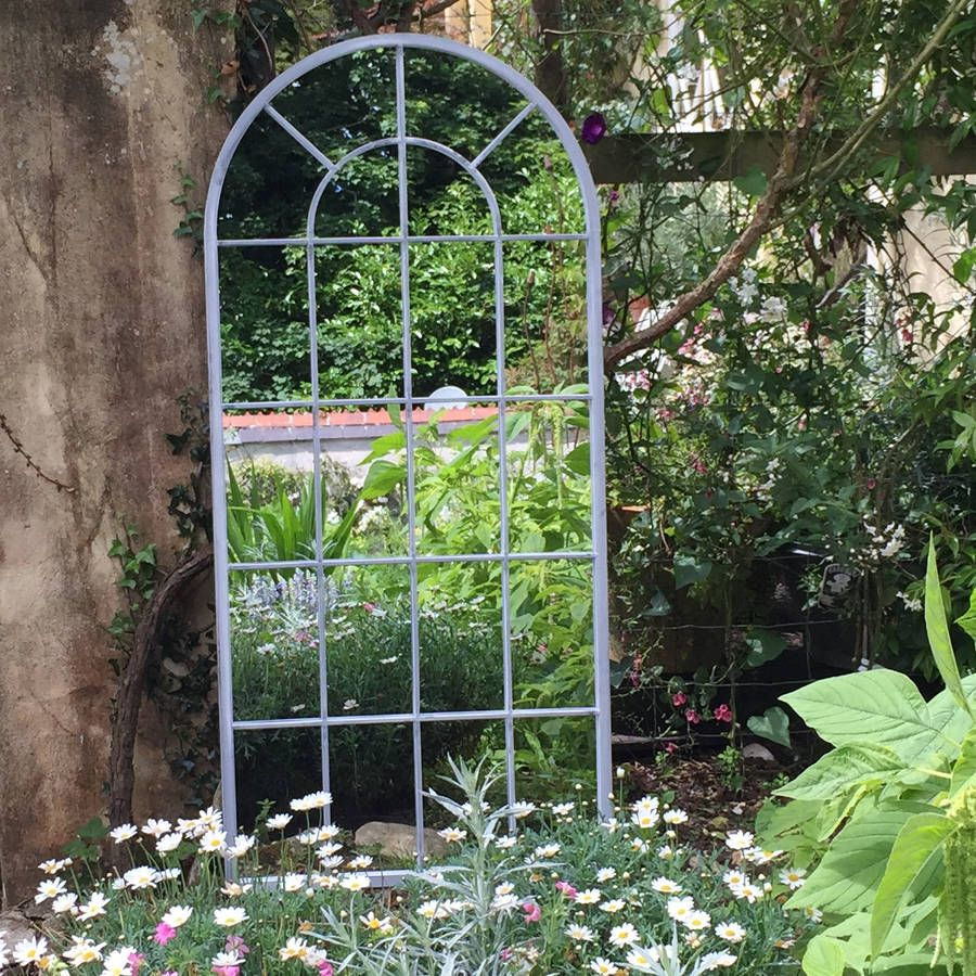 Outdoor Mirror Ideas