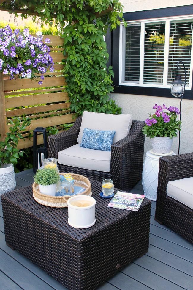 Outdoor Summer Decor Ideas