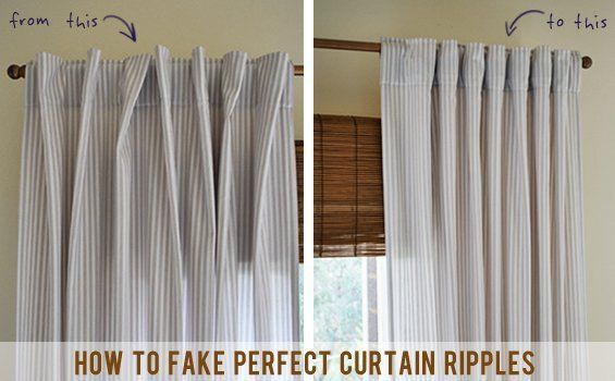 Perfect Curtain Tips